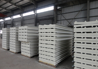 Hangzhou Xiaoning PU building panels for steel structure plant