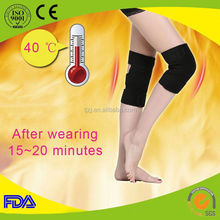 High quality older gift magnetotherapy self-heating pad for knee