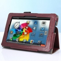 wallet leather case for kindle fire hd2