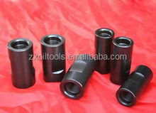 sucker Rod Coupling meet API with Female and Male Thread from good china supplier