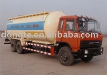Dongfeng 1208 two-bridge bulk cement truck