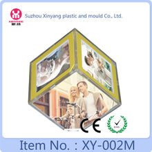6inch LED sweet memory cube frames photo, photo picture frames