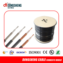 RG6 Coaxial cable for CCTV CATV satellite system cable coaxial rg6