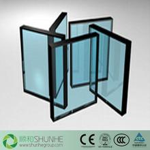 Vidrio insulado barato para construcción