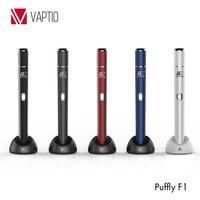 Vaptio dry herb vaporizer wholesale Puffly F1 electronic cigarette malaysia e cigs