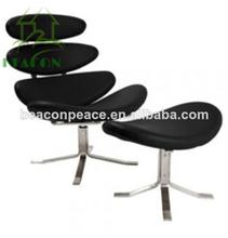 moderno 2014 corona silla y otomana para vender