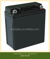 Supply motorcycle 12N5-3B echargeable alkaline battery