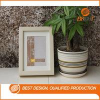 Simple Design 5x7 8x6 Custom Wood Photo Picture Frames