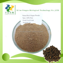 Low price black pepper powder