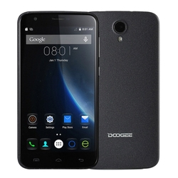 New arrival DOOGEE Valencia 2 Y100 Plus 5.5 inch OGS Lamination Screen Android OS 5.1 Smart Phone, ROM: 16GB, RAM: 2GB