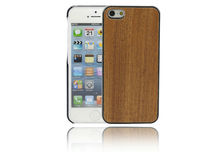 Cover compatible Iphone 5/5s True Wood MADE IN ITALY
