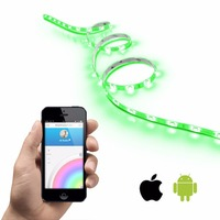 Dream Color Smart Home Lightstrip iOS Android App Control RGB+White LED STRIPS
