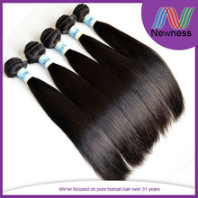 2014 hot product new arrival unprocessed outre weave hair