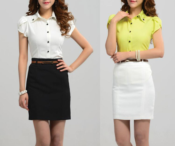 Skirts Formal and blouses pictures