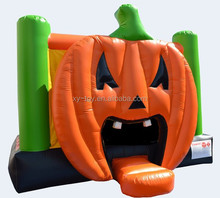 Halloween inflatable, Pumpkin Halloween Bounce House, Cheap carriage inflatable bouncer