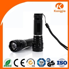 Zooming Flashlight Portable Flashlight Hot Product Emergency Super Bright Fire Torch