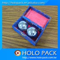 45 mm to 3 inch Diameter High precision Health ball Kong Fu hand massage ball