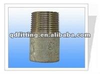forged fitting ansi b16.11 carbon steel a105 npt threaded round head plug