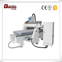 Diacam WH1325 table moving highly automated nesting solution with automatic loading and unloading system