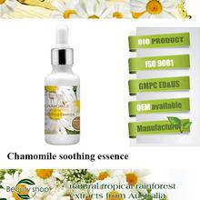 Chamomile skin whitening essence/vitamin c serum for face