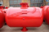 Efficient , Low noise , small pressure vessels, air cannon