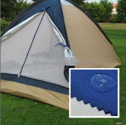 190t polyester taffeta outdoor tent india fabric