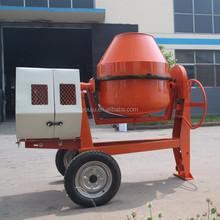 electric portable concrete mixer