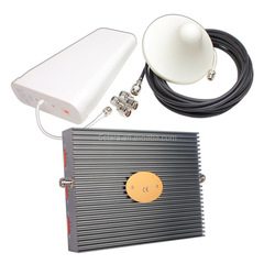 Professional triple band signal repeater 900/1800/2100mhz cell signal booster home use signal booster made in Shenzhen