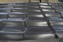 Color steel sheet steel frame stucture roof tiles