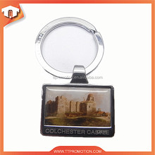 Maunfacture cheap wholesale keychain photo frame