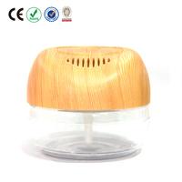 2015 new wood grain air freshener, water air purifier, electric air freshener