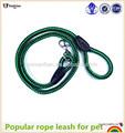 popular tenacidad de cuerda con correa para el pet