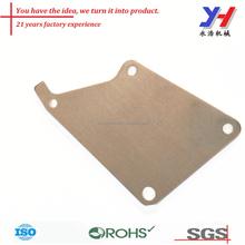 Custom Sheet Metal Fabrication Factory OEM Aluminum Sheet Stamping Work