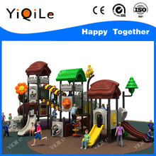 2015 Fine quality children plastic tubes playground amusement park equipment