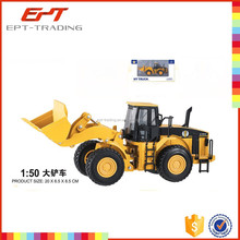 Top quality 1:50 scale loader construction truck models for sale