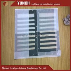 titanium grade 2 sheet/grade 5 titanium sheet/acid cleaning titanium sheet