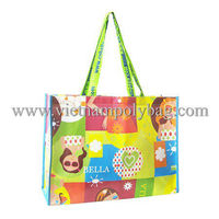 Vietnam shopping pp woven bag