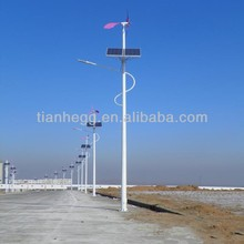 road,Street/Highway Application and Polygonal Type galvanzied steel high mast road lighting pole