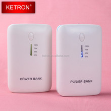 Real Factory Travel Kits Smart Mobile Best Power Bank 7800mAh