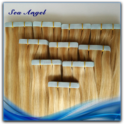 High Quality Factory Wholesale Tape Hair Extensions European