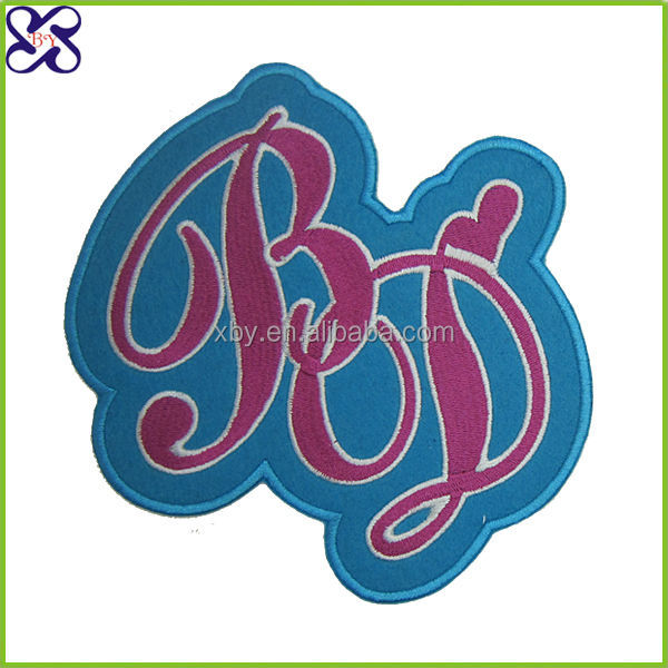 Blank patches for embroidery china patch
