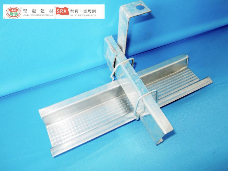 Drywall Steel Frame/drywall Steel Profile/suspended C Section - Buy ...