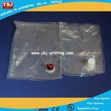 transparent Oil/Water packaging bag in box