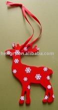 New Style Fashion Wooden Christmas Ornaments 3877