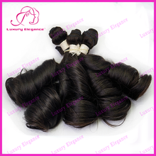2015 New Arrrival Spring Curl Hair Factory Wholesale 3 Bundles 100% Peruvian Human Hair