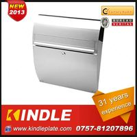 Kindle modern wall mounted OEM & ODM High Quality wall mail slots for sale with 31 years experience