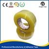 transparent silent low noise bopp tape