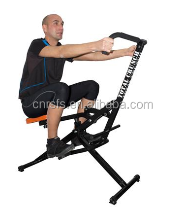 crunch exercise machine