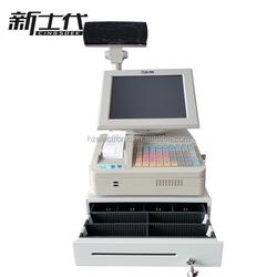 LED customer display POS machine 6800