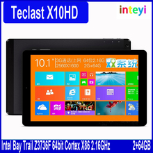 Best Quality Teclast X10H 2GB 32GB Android 5.0 Black Wifi tablet digitizer with low price